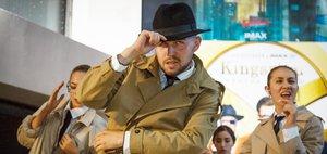 Премьера фильма «Kingsman: Золотое кольцо» в Иркутске