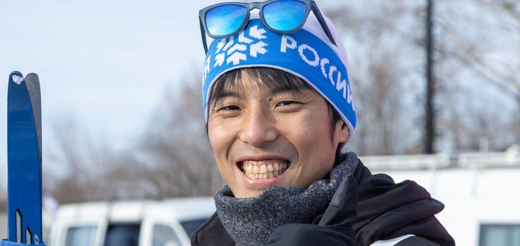 В лыжной гонке приняли участие более шести тысяч человек.