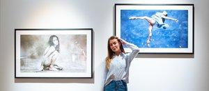 «Ночь искусств» в галерее Виктора Бронштейна