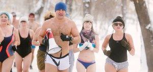 День моржа в Иркутске