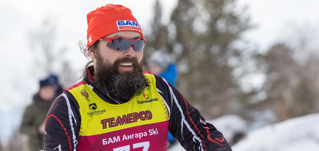 Лыжная гонка прошла 23 февраля.