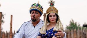 Опера «Золотой петушок» в «Тальцах»