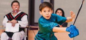 Байкальская олимпиада боевых искусств
