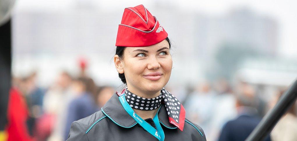 18 августа в международном аэропорту прошли торжественные мероприятия.