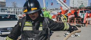 Чемпионат по пожарно-спасательному многоборью