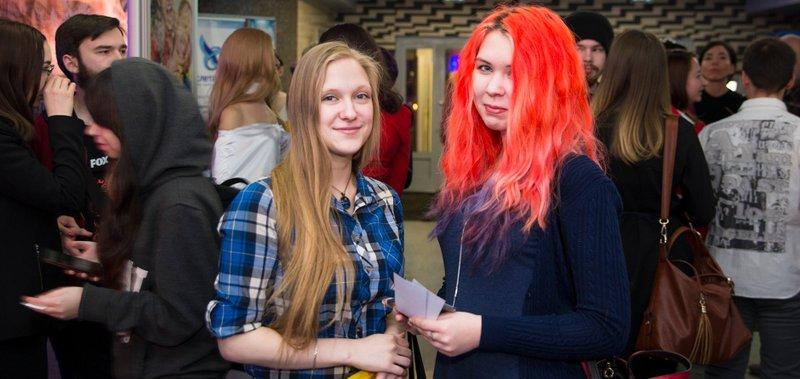 Показ организовали телеком-оператор «ДОМ.ru» и телеканал FOX HD.