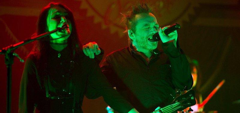 Музыканты выступили в клубе-ресторане «Дикая лошадь».
