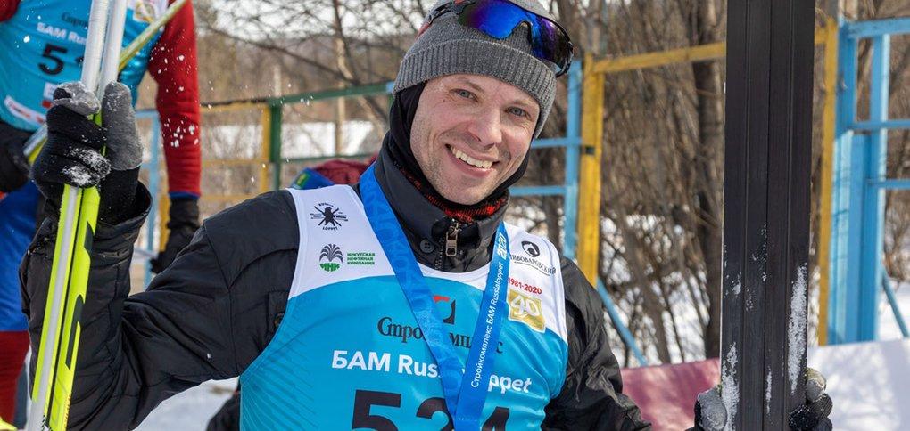В соревнованиях приняли участие 317 лыжников.