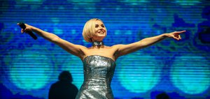 Концерт Полины Гагариной в Иркутске