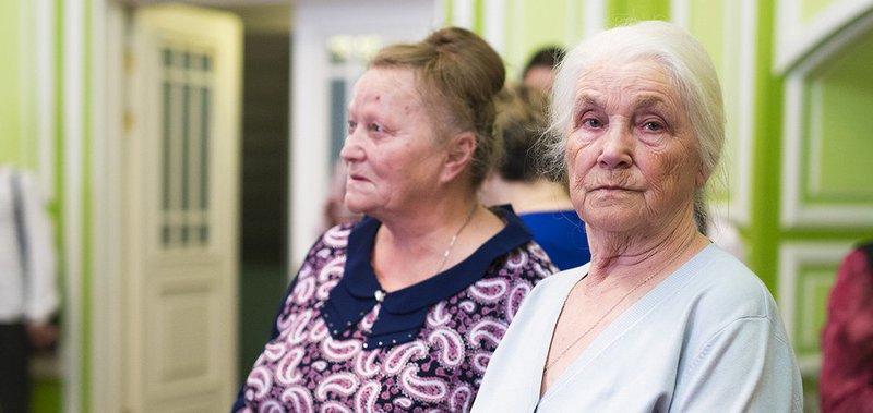 На презентации присутствовали земляки Валентина Распутина.
