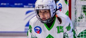 Женский хоккей: иркутянки впервые вышли на поле ледового дворца «Байкал»