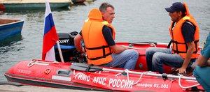 Чемпионат по водно-моторным видам спорта