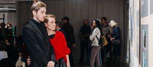 Открытие выставки «Город, который» в Галерее Бронштейна
