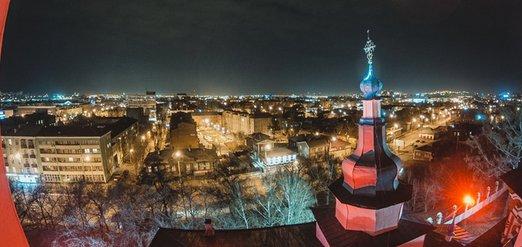 Вечер перед Пасхой в Иркутске