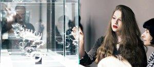 Открытие выставки ювелира и оружейного мастера Жигжита Баясхаланова