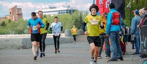Иркутяне вместе со всей Россией приняли участие в полумарафоне «ЗаБег.РФ»