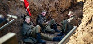 Реконструкция битвы под Сталинградом