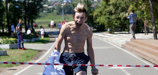 Соревнования прошли 4 августа в Иркутске.