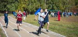 Школьный День здоровья в Академгородке