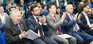 Конференция ОНФ «За Россию»