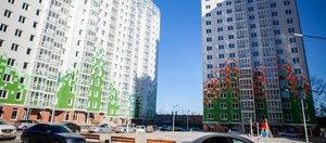 Компания «Новый город» сдала первые дома в жилом комплексе «Атмосфера»