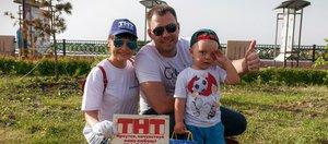 В Иркутске появилась еще одна аллея ТНТ