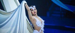 Гастроли Государственного цирка Бурятии в Иркутске
