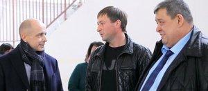 Рабочая поездка Сергея Сокола в Усолье-Сибирское и Саянск