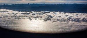Полет над Иркутском и Байкалом