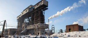 Разруха и уныние на промплощадке Усольехимпрома