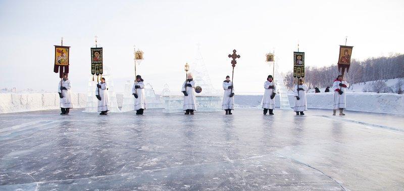 19 января православные христиане отметили праздник Крещения Господня.