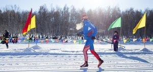 «Лыжня России—2017»