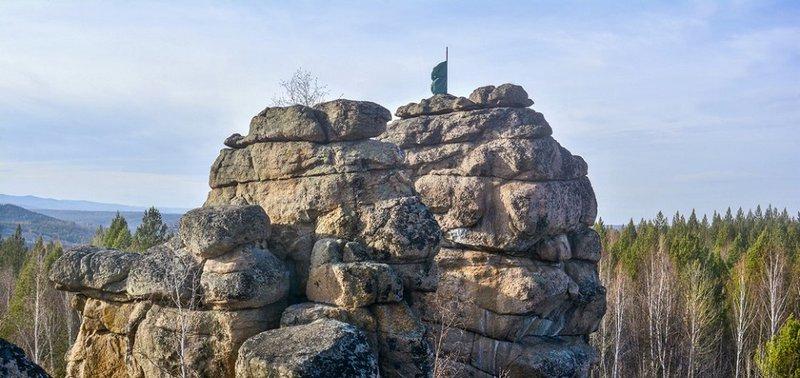 Мы подготовили фоторепортаж с Олхинского плато.