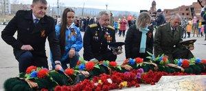 Тысячи братчан приняли участие в праздничных мероприятиях 9 мая