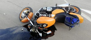 Сезон разбитых мотоциклов: фотоподборка