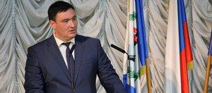 Инаугурация: Руслан Болотов вступил в должность мэра Иркутска