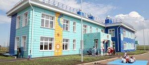 Новый детский сад на 140 мест открыли в деревне Ревякина
