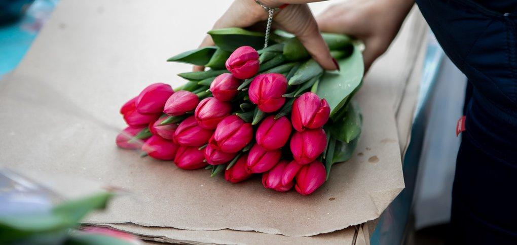 «Горзеленхоз» вырастил 60 тысяч цветов.