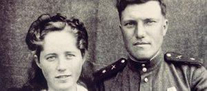 Фронтовые фотографии из семейных архивов жителей Иркутской области: 3 часть