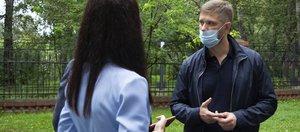 Председатель думы Иркутска провёл выездное совещание в Свердловском округе