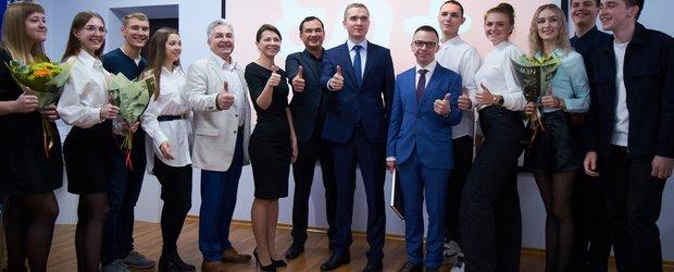 Олег Дерипаска поздравил победителей стипендиальной программы