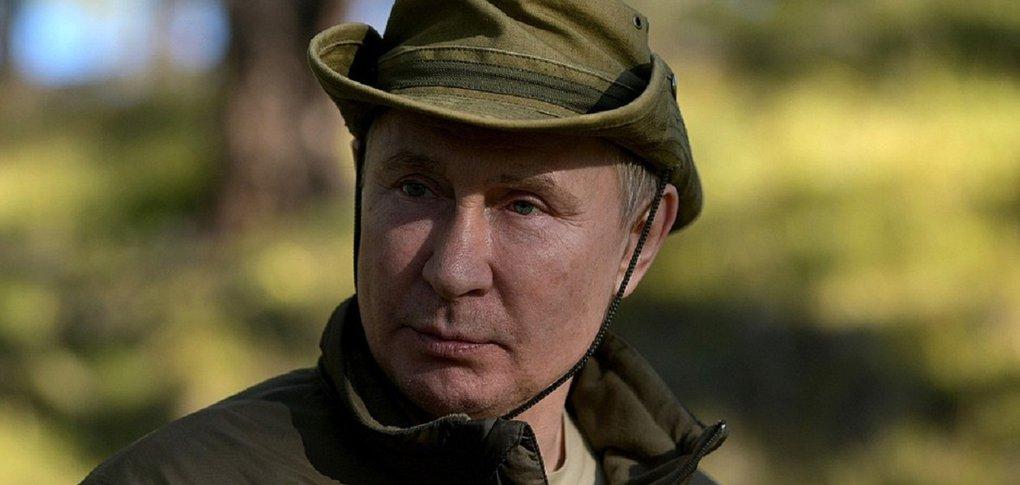 Президент отдыхал в Сибири и на Дальнем Востоке.