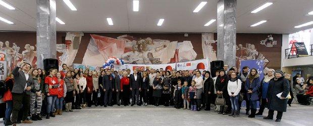 Акция «Стоп ВИЧ/СПИД» в Иркутске