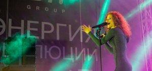 Световое шоу «Энергия эволюции» в Иркутске