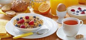 Где подают лучший завтрак?