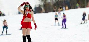 Умеете ли вы кататься на сноуборде?