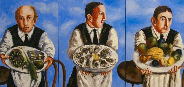 Где работают самые приветливые официанты?