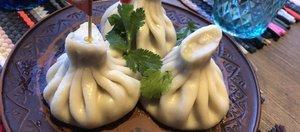 Ресторан «Грузина Мама»: мамочки, куда столько?
