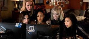 Рецензия на фильм «8 подруг Оушена»