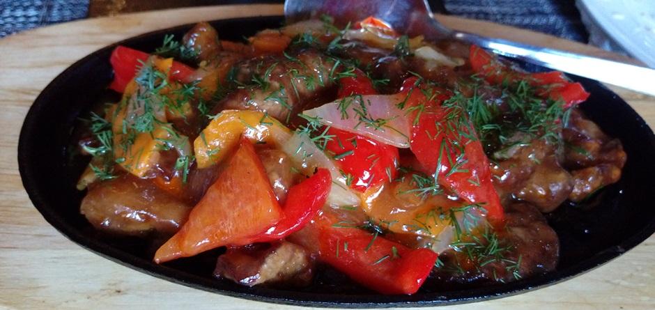 «Хмельной рыцарь»: жирная еда и плохой сервис